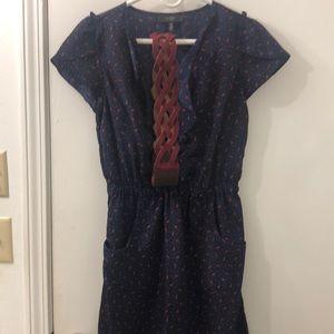 JS dress wiith Target belt
